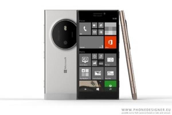 Intip konsep aluminium Nokia Lumia 1030