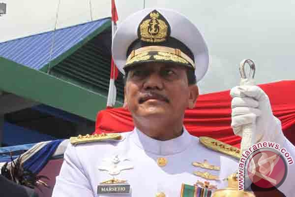 TNI AL hibahkan kapal patroli ke Bakamla