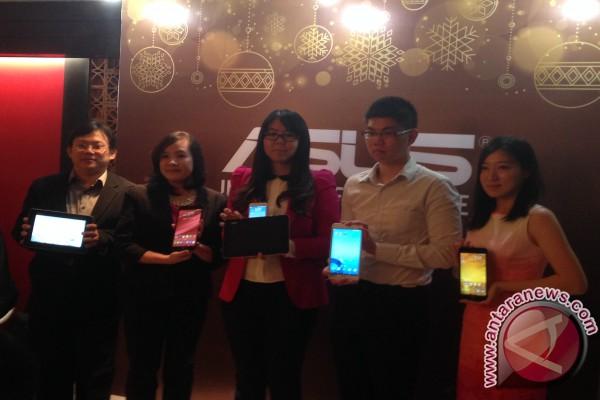 Asus tutup tahun 2014 dengan gadget-gadget baru