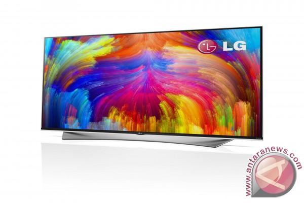 LG akan luncurkan televisi dengan teknologi Quantum Dot