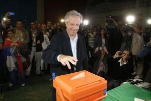Vazquez dilantik sebagai Presiden Uruguay