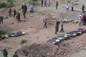 14 tewas dalam bentrok antar-suku di Kenya