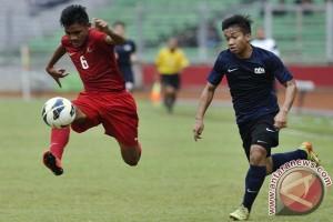 3-0 untuk Indonesia pada babak pertama hadapi U-19 Myanmar