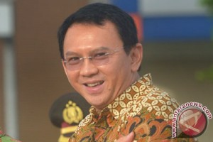 Djarot dilantik menjadi wakil gubernur Rabu