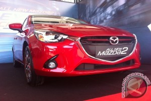 Mazda tidak berminat masuk pasar LCGC
