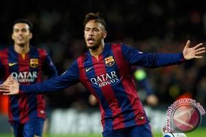 Susunan pemain Barcelona vs Espanyol, Neymar cadangan