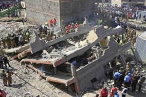 Sedikitnya 40 tewas dalam kecelakaan bangunan ambruk di China