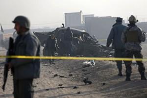 Metode baru teror: motor bunuh diri di Afghan