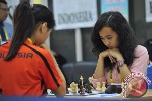 Empat pecatur Indonesia kumpulkan poin tertinggi