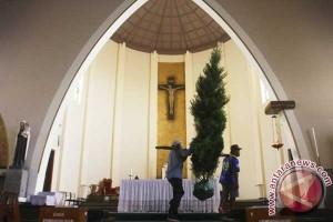 Polresta Bogor dirikan 8 pos PAM Natal