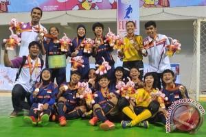 Tim Futsal juara AFF jadi kerangka Timnas Indonesia