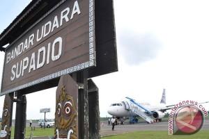 Arus balik Bandara Supadio mulai normal