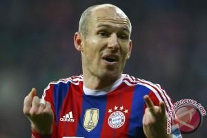 Robben dan Boateng kembali ke skuad Bayern