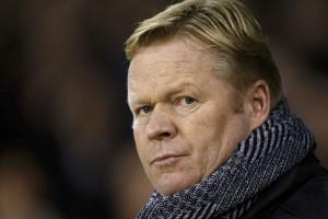 Everton pecat Ronald Koeman