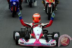 Sergio Noor incar final kejuaraan dunia Italia
