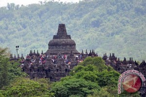 Ini alasan Presiden ke Borobudur