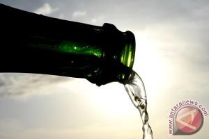 Operasi Pekat Mahakam menyita 1.112 botol miras asal Malaysia