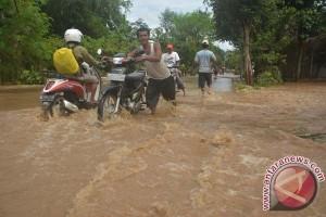 Ratusan rumah di Jember kembali terendam banjir