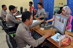 Polrestro Jakarta Selatan tangkap pemalsu SIM