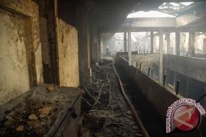 Kebakaran pasar di Riau tidak akibatkan korban jiwa