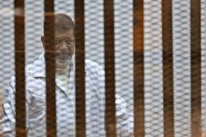 Moursi kembali dijatuhi hukuman penjara seumur hidup