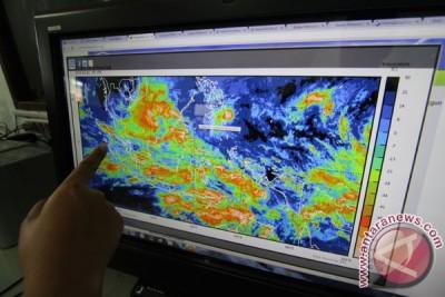 Prakiraan cuaca Jakarta hari ini