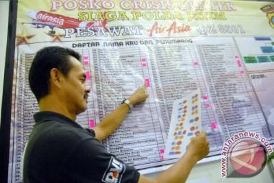 Tiga remaja korban AirAsia akhirnya teridentifikasi