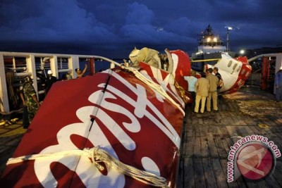 KNKT releases facts about AirAsia QZ8501 crash