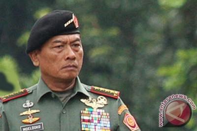 Panglima TNI akui sempat amankan Gedung KPK