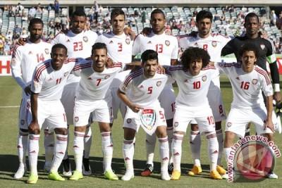 UEA finis posisi ketiga di Piala Asia