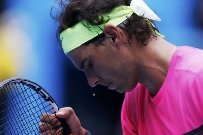 Rafael Nadal terjungkal di AS Terbuka