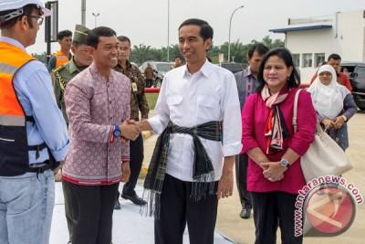 Presiden Kunjungi Sumut