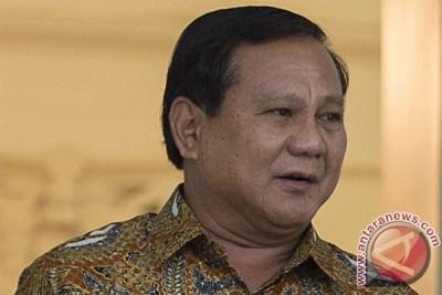 Gerindra berharap Prabowo tetap maju jadi capres