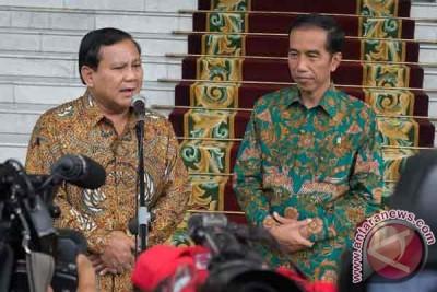 Presiden Jokowi: Prabowo dukung penuh pemerintah