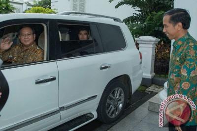 Pertemuan Jokowi dan Prabowo