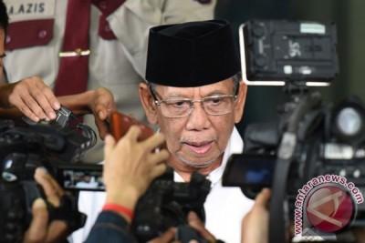 Hasyim Temui Pimpinan KPK