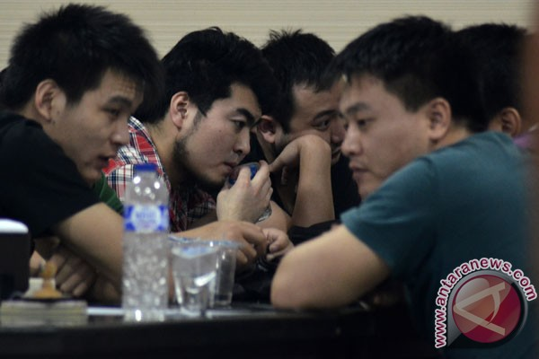 Polda Jambi amankan 18 WNA asal Tiongkok - ANTARA News