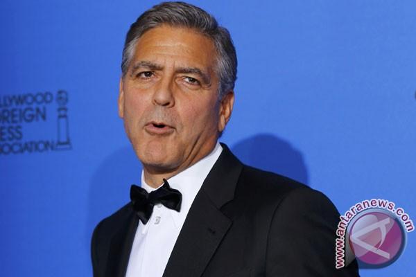 George Clooney bicara rasanya jadi ayah