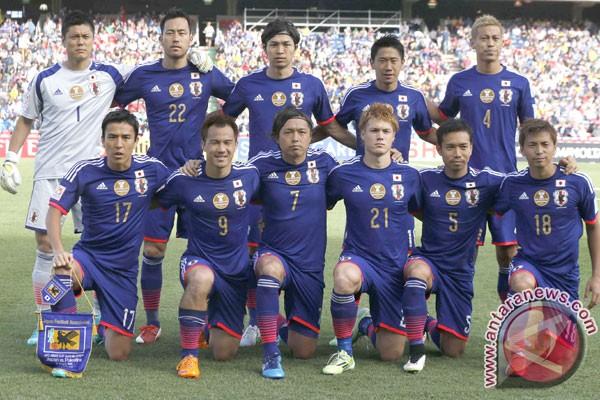 Jepang kalahkan Kamboja 3-0