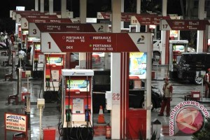 Pemilik SPBU di Cianjur prediksi harga BBM turun