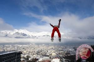 AS Geser Prancis sebagai tujuan bermain ski terpopuler