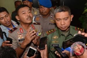 Polisi temukan bom di jasad terduga teroris
