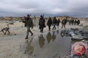 Pemberontak Suriah kehilangan seluruh timur laut Aleppo