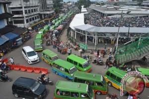 DLLAJ percepat pembentukan badan hukum angkot Bogor