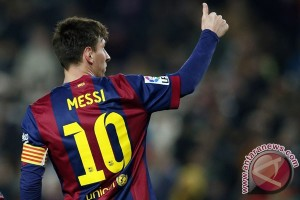 Barcelona yakin Messi tak akan ikuti jejak Neymar