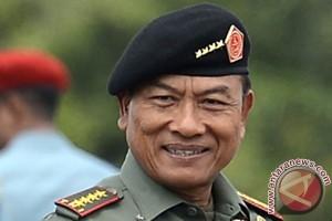 Panglima: pembangunan TNI wujudkan prajurit profesional