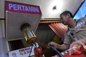 Harga premium di Jawa-Bali ditetapkan Rp6.900/liter