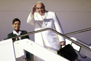 Paus isyaratkan pembatalan kunjungannya ke Afrika Tengah