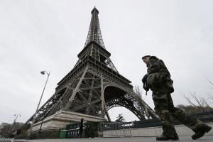 Jumlah kunjungan wisman ke Prancis turun tajam