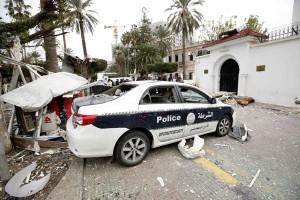 18 orang tewas dalam kecelakaan helikopter Pemerintah Libya